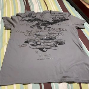 Men's Pullover Tee by Guess. NWT!